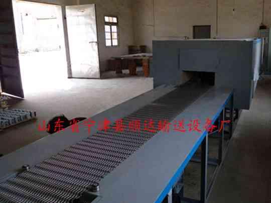 供应工业电炉耐高温网带
