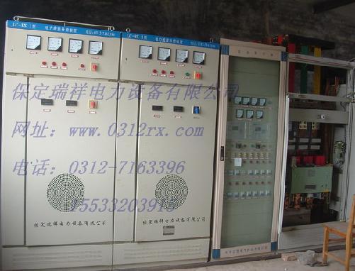 定做各容量高低压谐波补偿电容柜