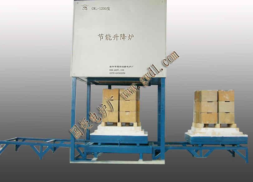 山东国炬陶瓷纤维钟罩炉