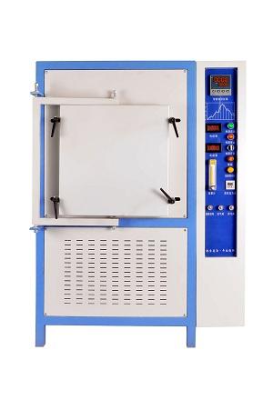 30段可编程氧化炉坩埚真空拓展烧结管式炉