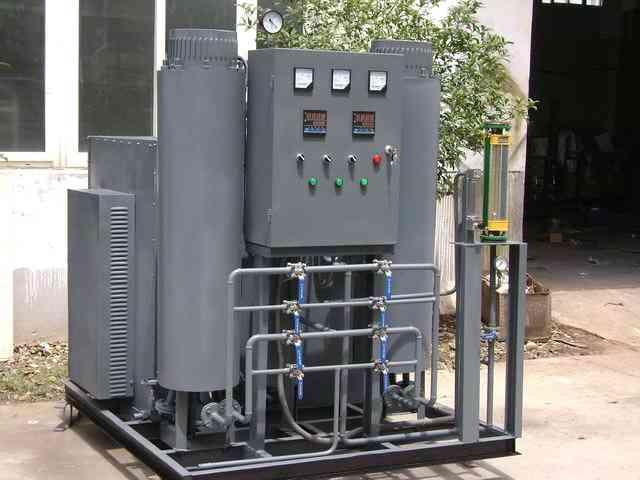 粉末冶金专用氨分解炉