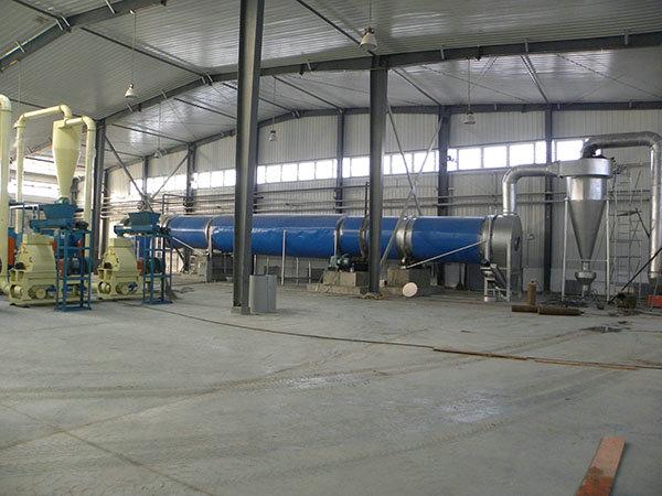 供应生物质燃料烘干机