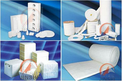 陶瓷纤维硅酸铝纤维耐火材料选金石