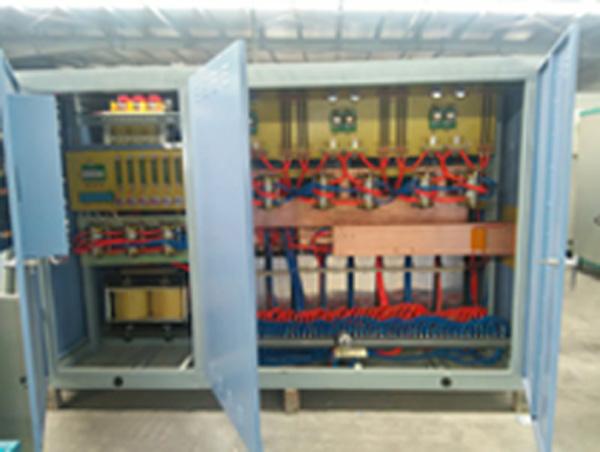 串联型中频电炉