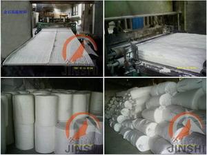 渗碳炉HP硅酸铝陶瓷甩丝毯供应