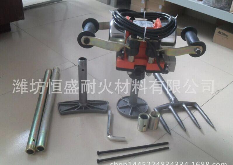 生产高效电动筑炉机