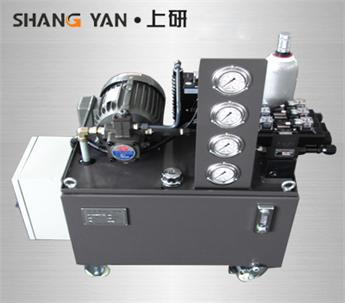 推杆炉设备液压站