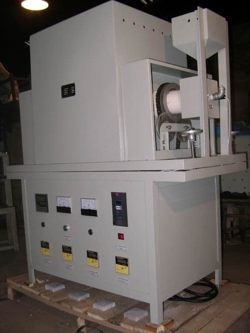 SGQR-8-16 旋转管式气氛炉