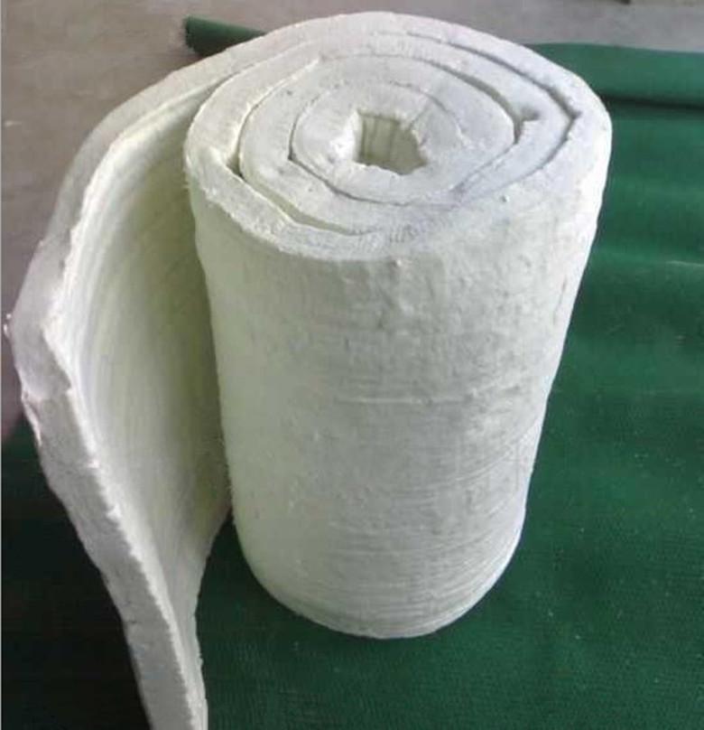 硅酸铝纤维毯保温隔热毯
