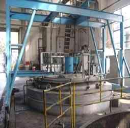 供应渗碳炉井式