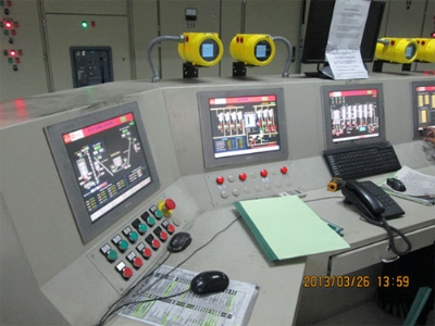 自动化监控系统