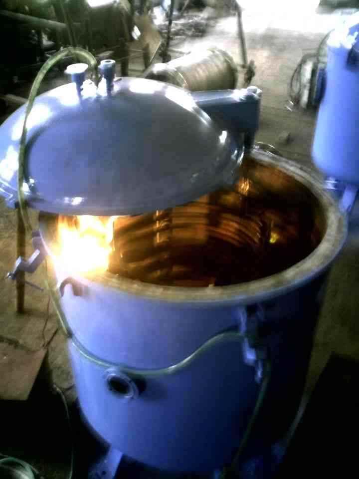 3000℃以内超高温石墨化炉