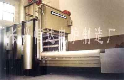 全纤维台车式电阻炉