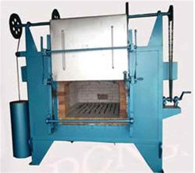 模壳焙烧电炉(硅碳棒加热)