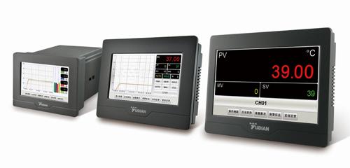 宇电AI-37028/37048多路PID触摸操作记录型温控器