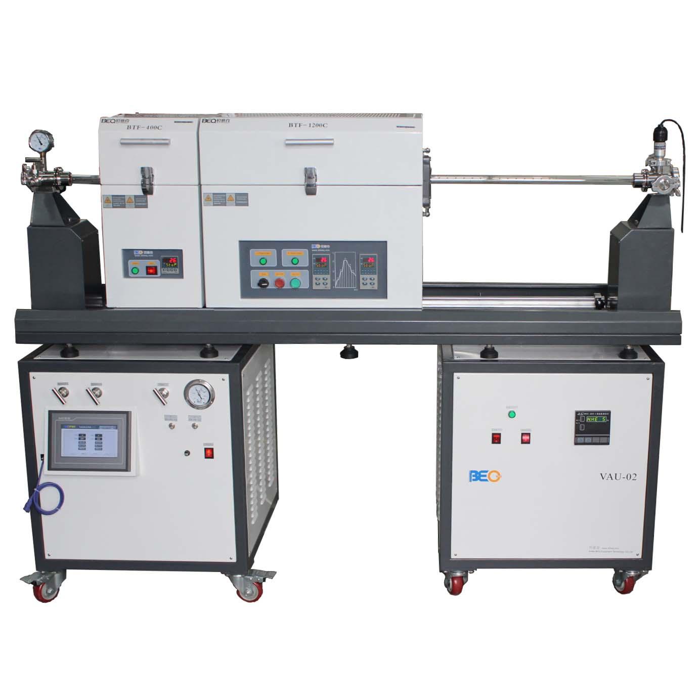 二维材料设备CVD系统