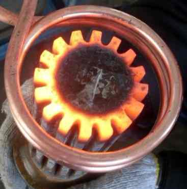 中频淬火感应加热设备
