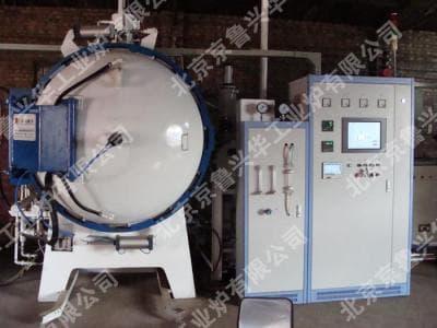 内热式真空氮化炉