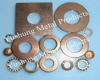 硅青铜垫圈,磷青铜垫圈,紫铜垫圈,黄铜垫圈