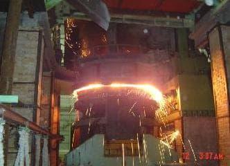 LFV钢包精炼炉