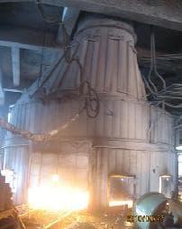 1650OKVA工业硅炉
