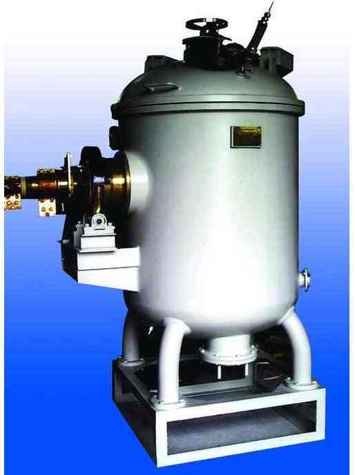 ZG-50型真空中频感应熔炼炉