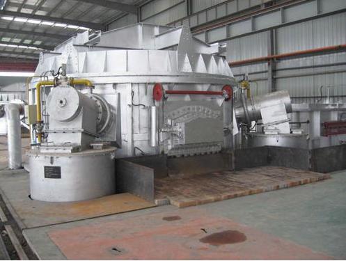 铝合金熔炼炉