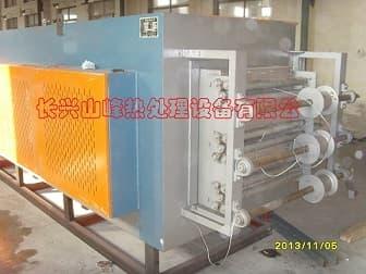 多层钢复合加热炉生产线