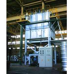 供应铝合金立式快速T4热处理炉
