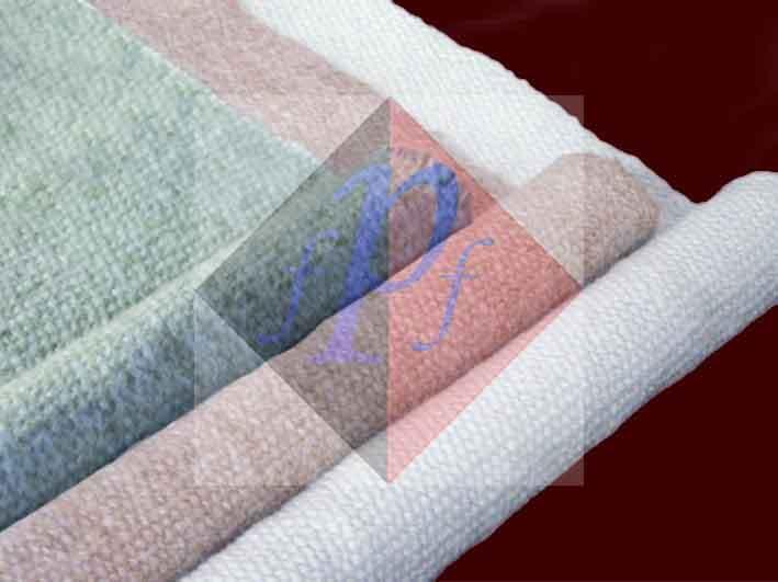 生物可溶性可降解陶瓷纤维布A1级防火布
