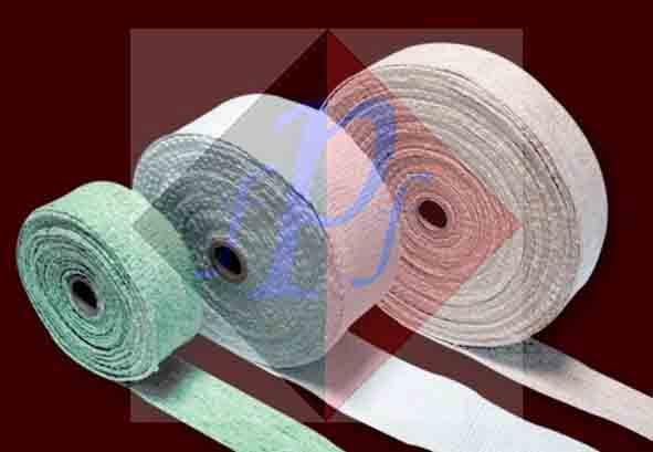 生物可溶性可降解纤维带排气管防烫带