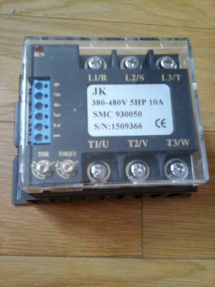 台湾JK积奇智慧型马达缓启动SMC930050