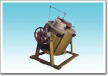 倾斜式熔化电阻炉