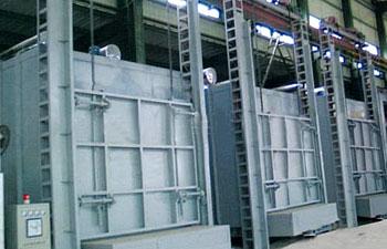 燃气铸件固熔处理炉