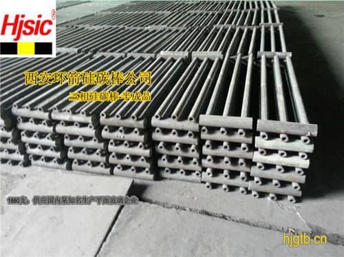 厂家供应环箭牌三相硅碳棒