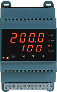 NHR-DN30系列导轨式模糊PID温控器