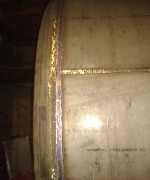 自动焊焊缝1