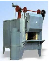 950℃中温箱式电阻炉