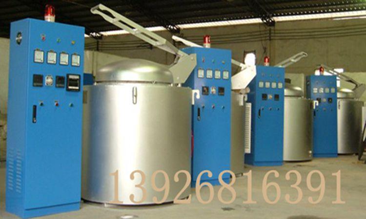 熔铝炉坩锅式熔化炉