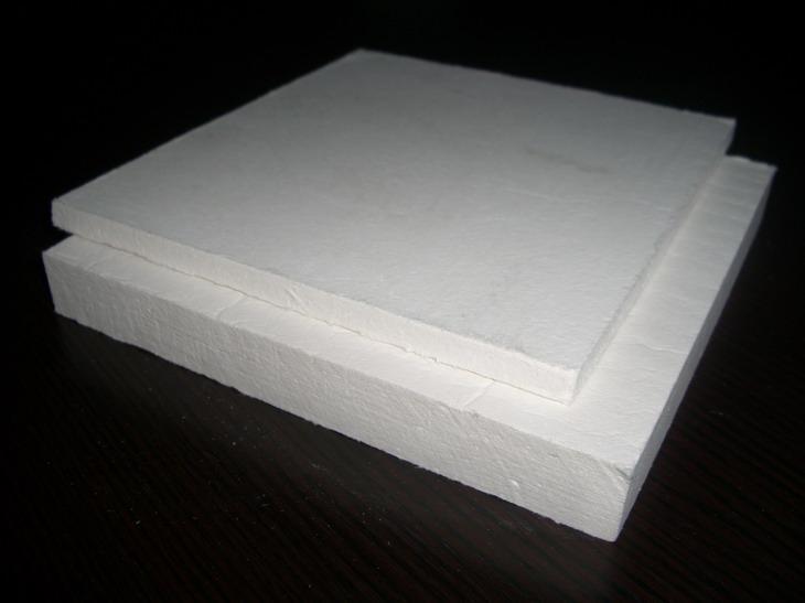 窑炉高温环境使用保温材料陶瓷纤维板