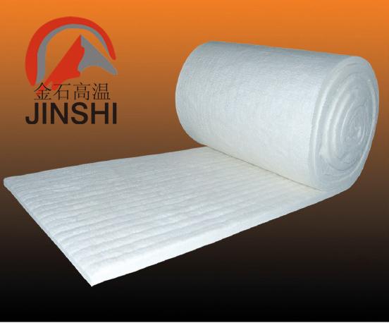硅酸铝纤维毯多用于罩式炉内衬壁衬 隔热效果好