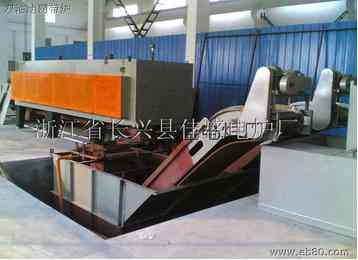连续式网带炉热处理生产线