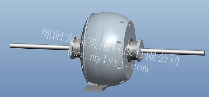 红外线椭圆镜面闭合反射点聚焦超高速升温高温炉