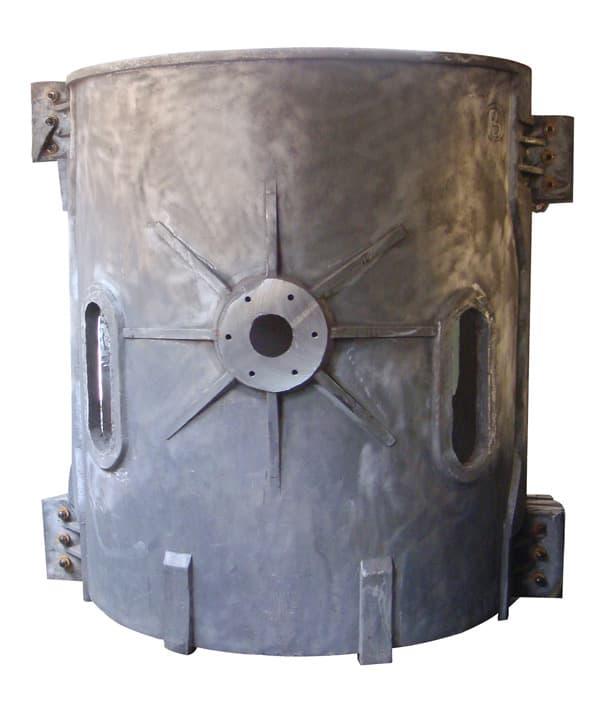 中频电炉壳