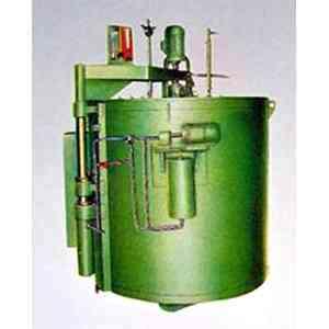 气体井式氮化炉