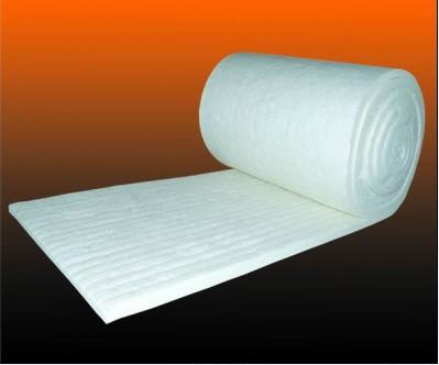 山东厂家直销供应高纯陶瓷纤维毯 硅酸铝针刺毯 耐高温纤维毯