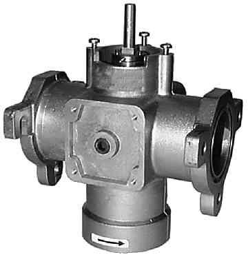 V5197A 燃烧速率调节燃气阀