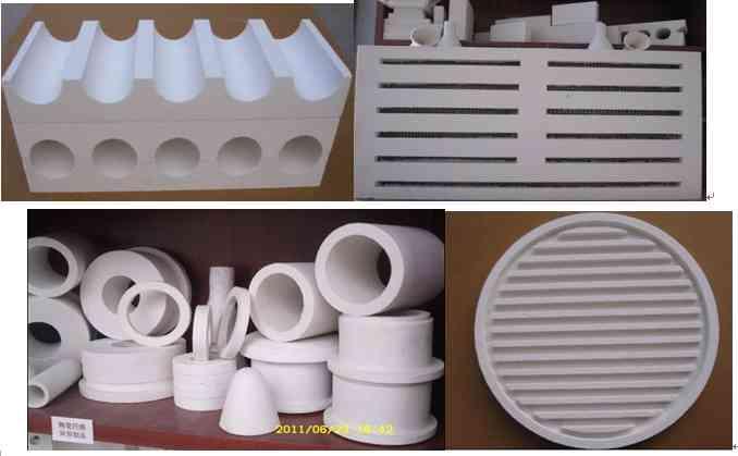 陶瓷纤维异型品