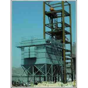 矿热炉烟气除尘净化系统