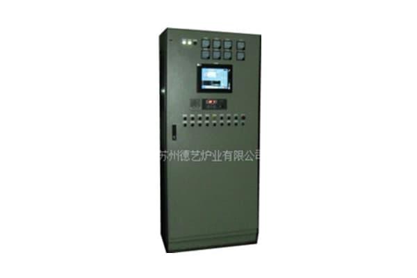 各种规格电炉的PLC触摸屏控制柜